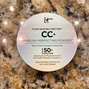 It Cosmetics CC+ Airbrush Perfecting Powder SPF 50